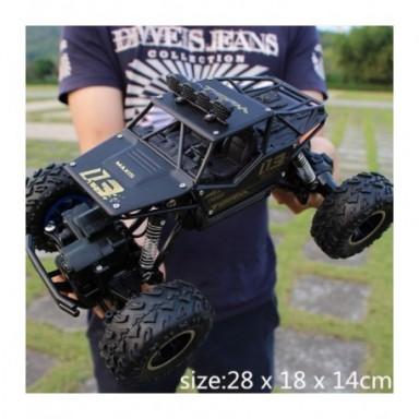 1:12 4WD RC coche versión actualizada 2,4G Radio Control RC coche juguetes Buggy 2020 camiones de alta velocidad todoterreno jug