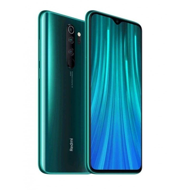 Redmi Note 8 PRO 6 + 64GB Forest Green Global Celulares
