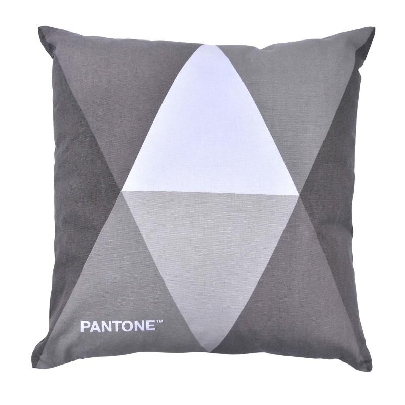 Cojin Pantone Algodon 40x40 Taupe Inicio