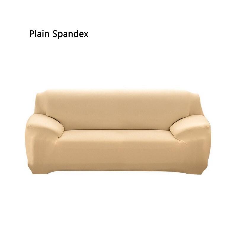 1/2/3/4 funda Universal elástica para sofá, fundas elásticas gruesas de punto para sala de estar, funda para sillón Internaci...
