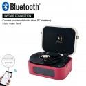 Tocadisco Premium Bluetooth TT270 Red Tocadiscos y Tornamesas