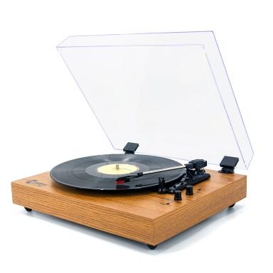 Tocadisco Bluetooth Wood Classic VMO 008