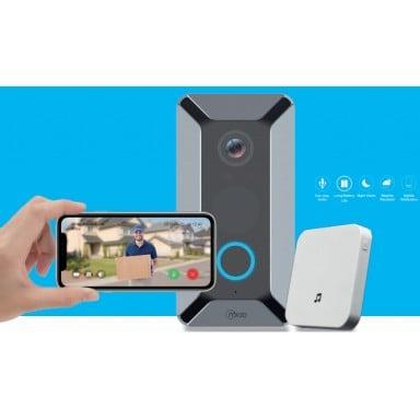 Camara Doorbell Seguridad