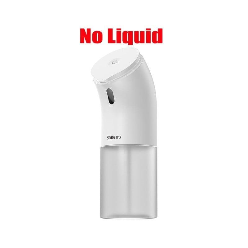 Baseus inteligente dispensador automático de jabón líquido de espuma mano Dispositivo de lavado para la cocina cuarto de baño...
