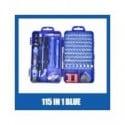 Kit de Herramientas de Reparación de teléfonos móviles con broca de destornillador magnético 112 en 1 de calaidun Internacional