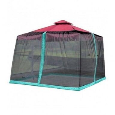 300x300x230cm fácil configuración Playa Sol refugio tienda sombra ultraligero UV jardín toldo parasol al aire libre mosquitero r