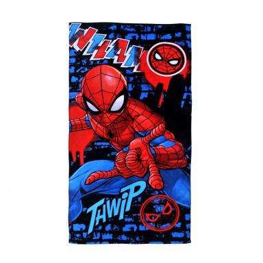 Toalla Playa 70x140 Spiderman Wham