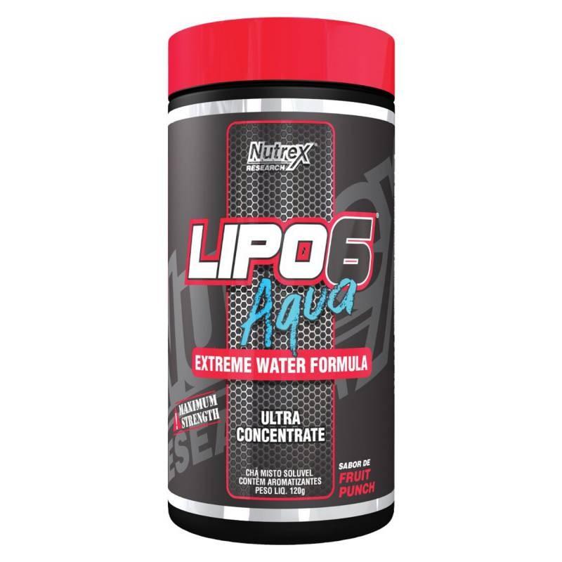 Lipo 6 Aqua - Nutrex Suplementos Alimenticios