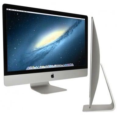 Apple iMac 27 Desktop Intel Core i5 2.9GHz 8GB RAM TB HDD