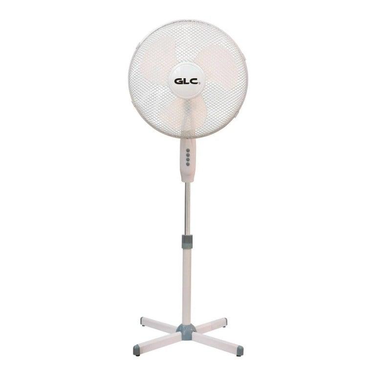 """Ventilador GLC pedestal 16"""" Hogar"""