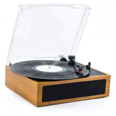 Tocadisco Bluetooth LP&No.1 Light Wood