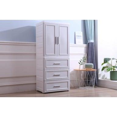 Closet Organizador Light Grey 4 Niveles RXC8872