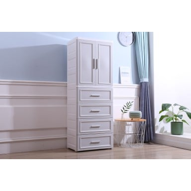 Closet Organizador Light Grey 5 Niveles RXC8873