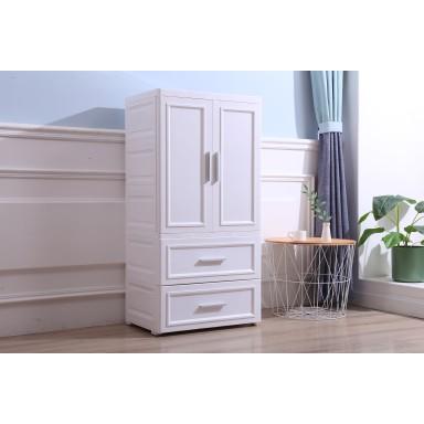 Closet Organizador Blanco 3 Niveles RXC8875