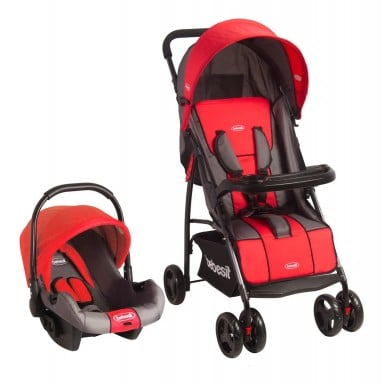 Coche Travel Summer Red