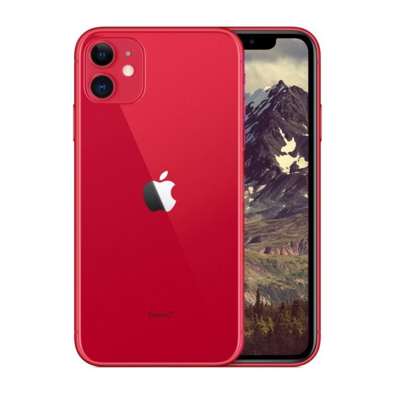 Iphone 11 Red Edition 64GB Seminuevo Celulares