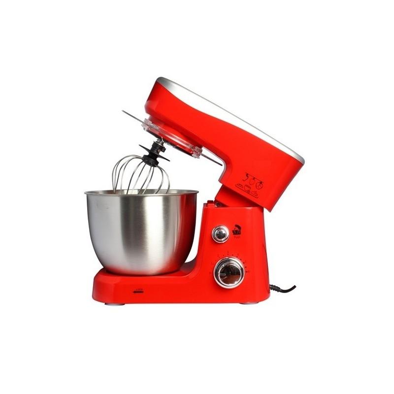 Batidora Pedestal Top Cooking Multifunction Roja Cocina