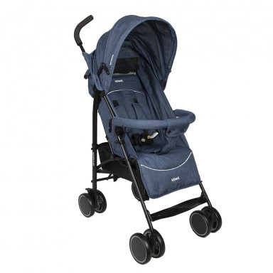 Coche paragua Adventure azul Infanti