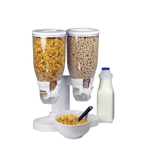 Dispensador de cereales doble Hogar