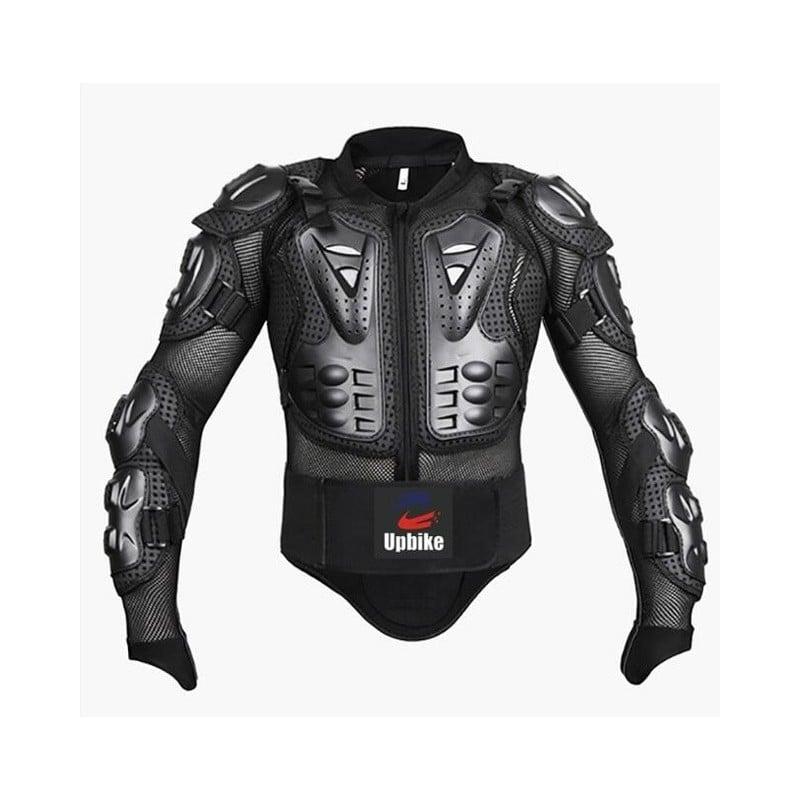 Upbike-Chaquetas protectoras de cuerpo completo para motocicleta, traje de ropa de tortuga para montar moto de carreras y Motocr