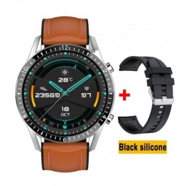 Reloj inteligente deportivo para hombre, dispositivo resistente al agua ip67, con Bluetooth, llamadas, reproductor de música, co