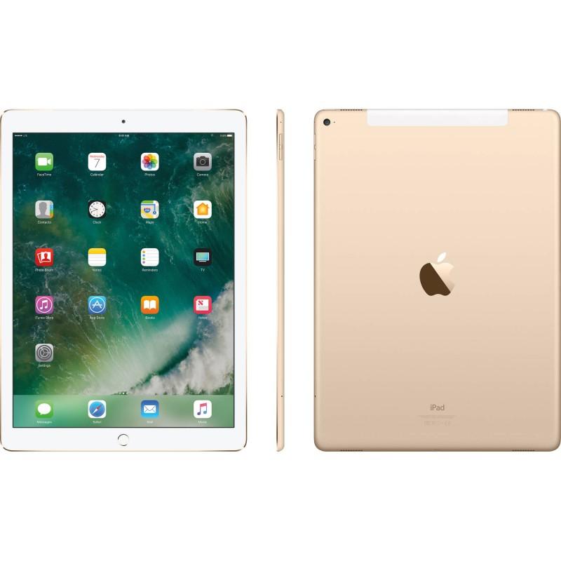 Apple iPad Pro 12.9 128GB Gold Seminuevo Celulares