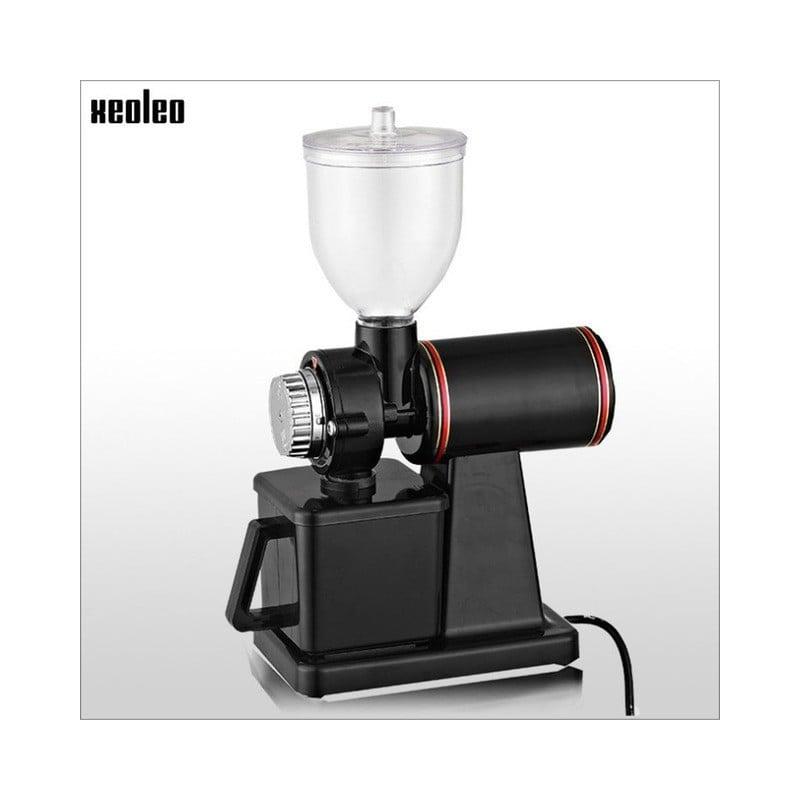 Xeoleo de molinillo de café 600N café molinillo de café máquina de fresas máquina de molienda de 220V/rojo/negro