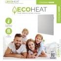 Panel Calefactor ECO WARM Bajo Consumo Hogar