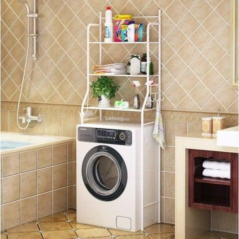 Rack para logia o lavadora Hogar