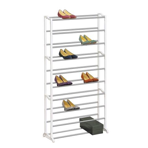 Rack Organizador de zapatos de 10 niveles Zapateros