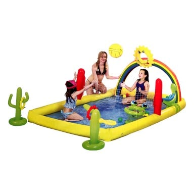 Juego inflable acuatico Volleyball 097015