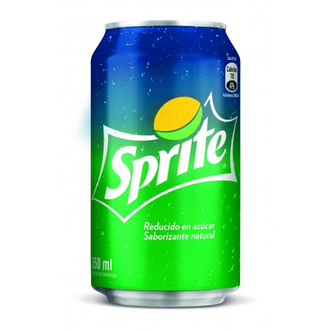 Pack 24 Latas de Sprite Regular, Zero o Light Bebidas