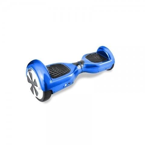 Scooter Balance Eléctrico Batería Litio Azul Deporte