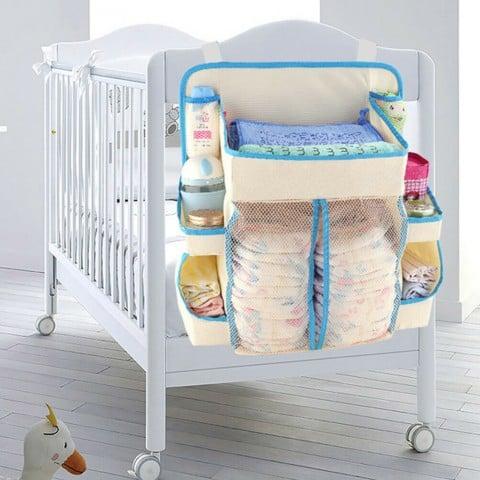 Organizador para pañales e insumos de bebé Niños