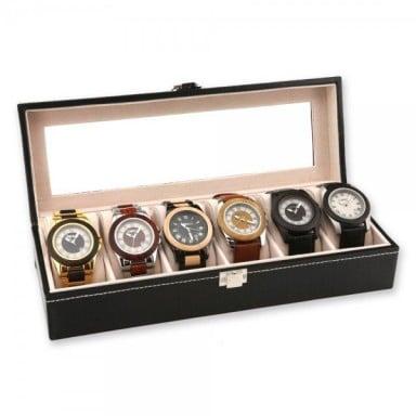 Organizador para 6 relojes