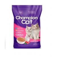 Alimento para Gatos. Champion Cat Gatitos 3 Kgrs Mascotas
