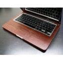 Macbook Air Cover Diseño Madera Tecnología