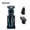 TINTON LIFE Maquinilla de Afeitar Electrónica Lavable Recargable para Hombres Máquina de Afeitar Electrónica de Barbas Afeitador