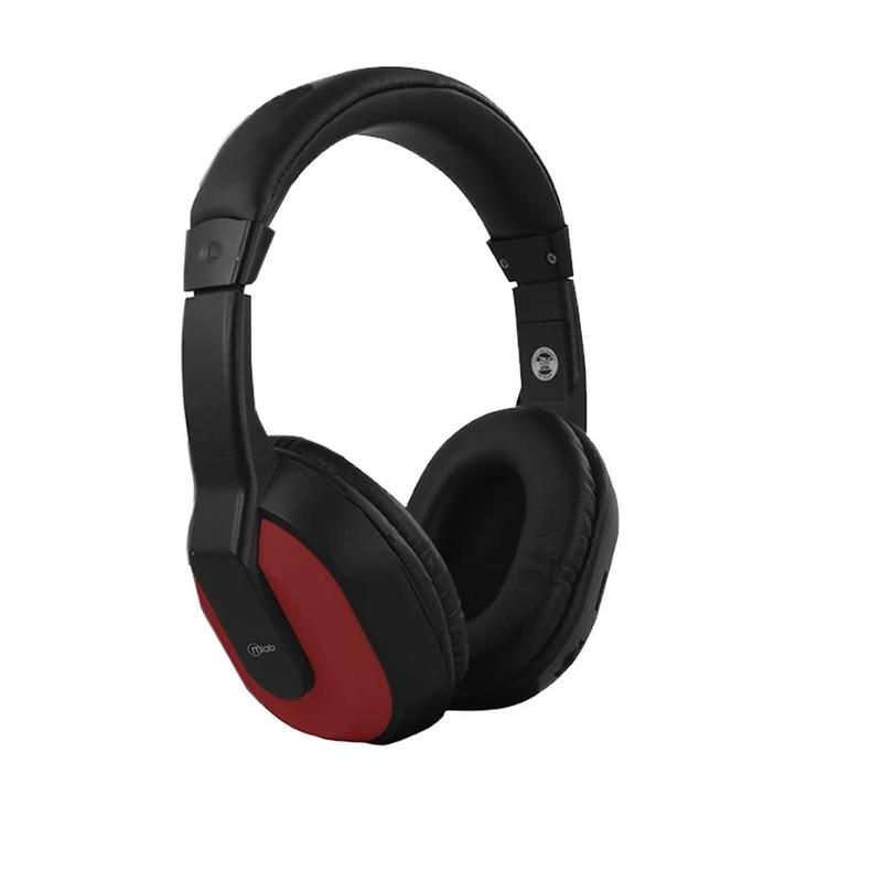 Audifono BT Wireless Style Rojo Microlab® Audífonos