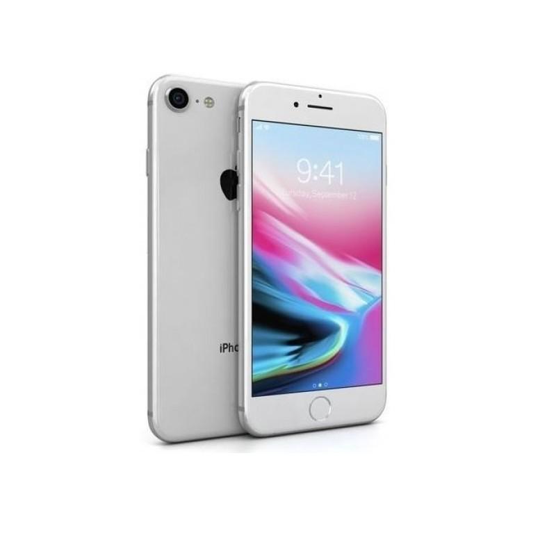 Iphone 8 64GB Seminuevo Silver Celulares
