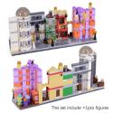 Harri película 2 Castillo Express tren edificio bloques casa ladrillos creador de ciudades acción legoinglys 75951 juguetes f...