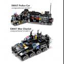 Kit figuras armables SWAT Juguetes I
