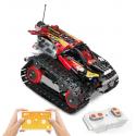 Technic RC Seguimiento de bloques de construcción de carreras ajuste Legoing creador 42095 APP Control remoto coche ladrillos...