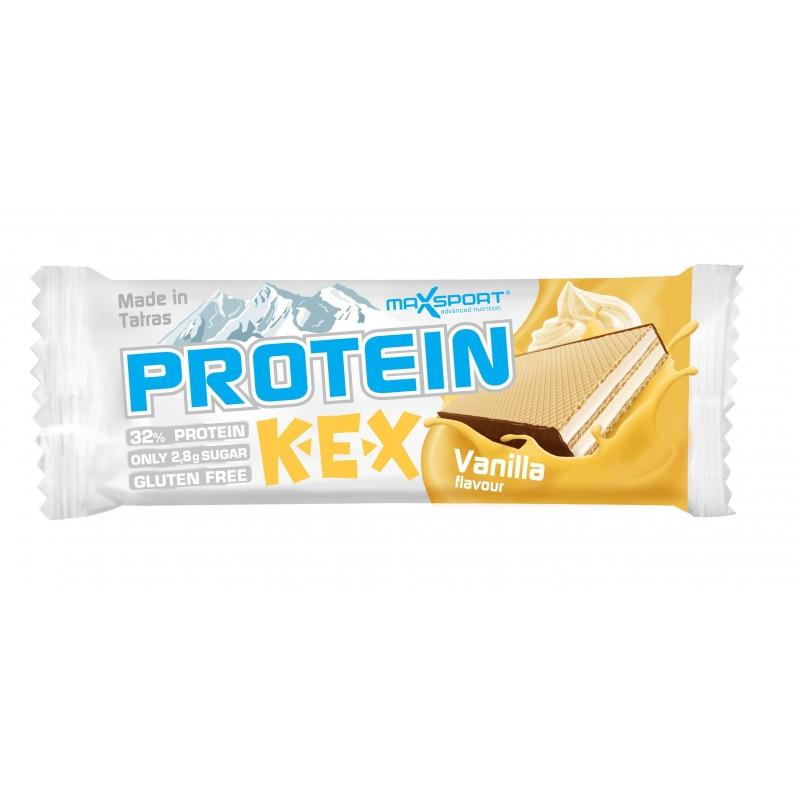 Protein Kex Vainilla Caja 20 barras Suplementos Alimenticios