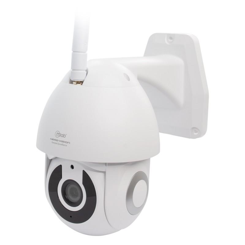 Camara de Seguridad Robotica WIFI + IP66 Tecnología