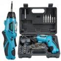Mini taladro eléctrico herramientas con opcion a Maletin con accesorios. Inicio