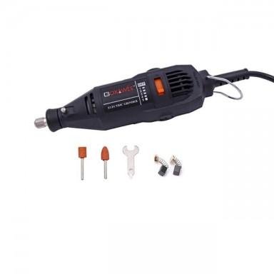 Minitaladro eléctrico GOXAWEE de 110 V/220 V para herramientas de potencia rotativa dremel con 5 velocidades variables