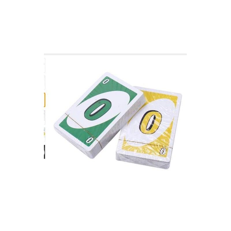 Topsale juegos de Puzzle 172,8g 108 tarjetas de familia gracioso entretenimiento juego divertido jugando a Poker tarjetas de ...