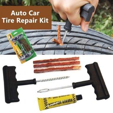 Reparación de neumáticos de coche Kit-Kit de coche herramienta de reparación de neumáticos Kit para Tubeless DE EMERGENCIA neumá