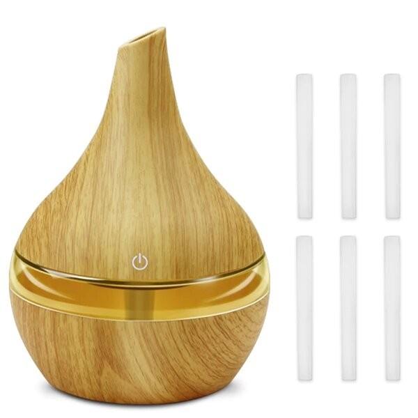 Light Wood 6 Tampon